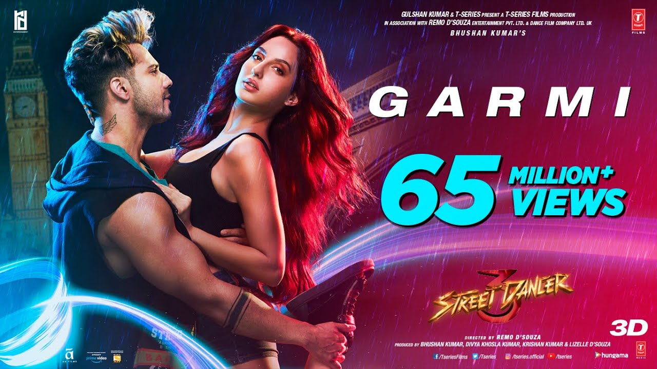 Garmi Song Lyrics | Street Dancer 3D | Badshah | Neha Kakkar | garmi lyrics
