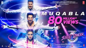 Muqabla Lyrics | Street Dancer 3D |  Prabhudeva lyrics,Swarnalatha Lyrics