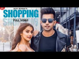 Shopping lyrics jass manak