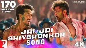 Jai Jai Shivshankar Lyrics ( War Movie ) | Jai Jai Shivshankar Full Song