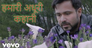 Hamari Adhuri Kahani Lyrics