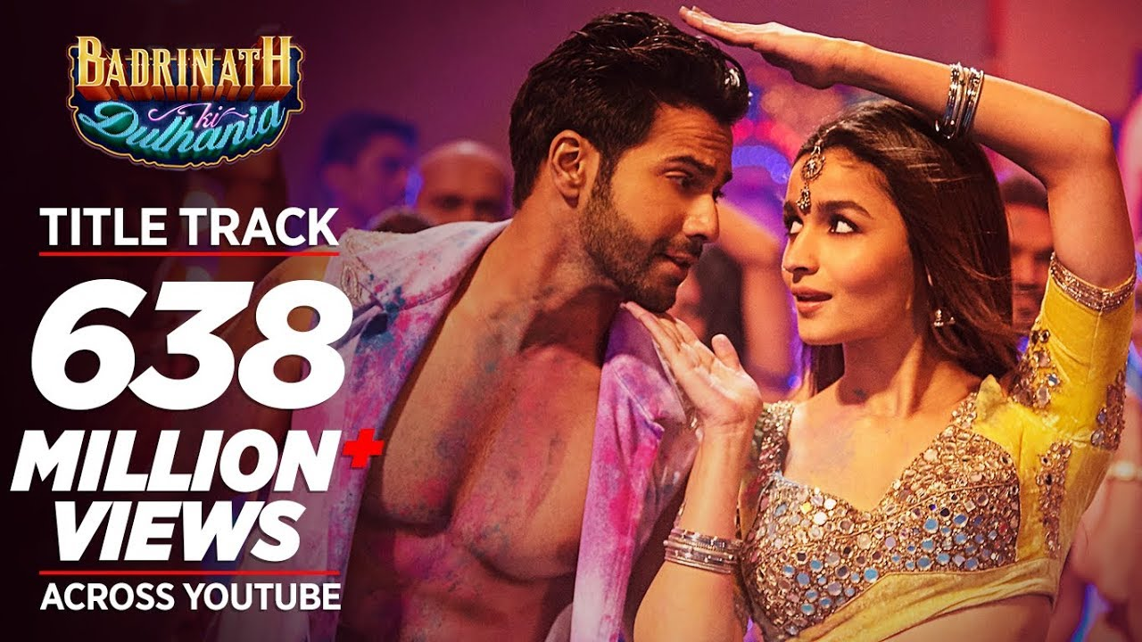 Badri Ki Dulhania lyrics