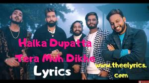 Halka Dupatta Tera Muh Dikhe Lyrics – Haryanvi song | Halka Dupatta Tera Muh Dikhe Lyrics Desi King New