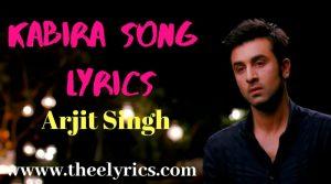 Kabira Lyrics In English | Kabira Song is a verry paplur song from Yeh Jawaani Hai Deewani Movie