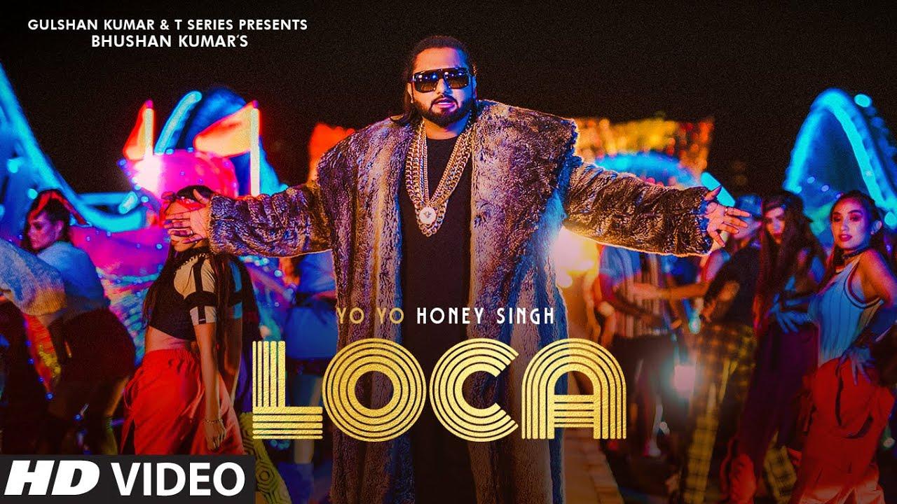 Honey Singh Loca lyrics