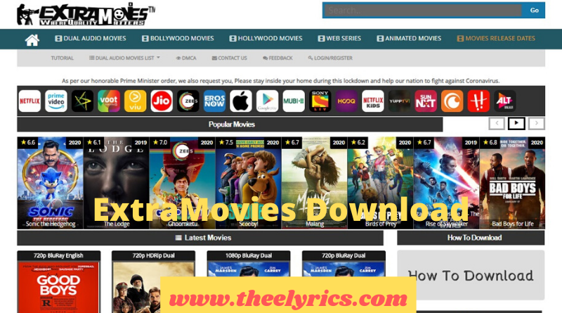 ExtraMovies Download