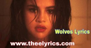 wolves selena gomez lyrics | Selena Gomez & Marshmello Lyrics Dawanload