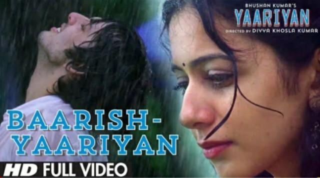 Baarish Yaariyan Lyrics in Hindi – Yaariyan Movie | Baarish Yaariyan Song pdf Download