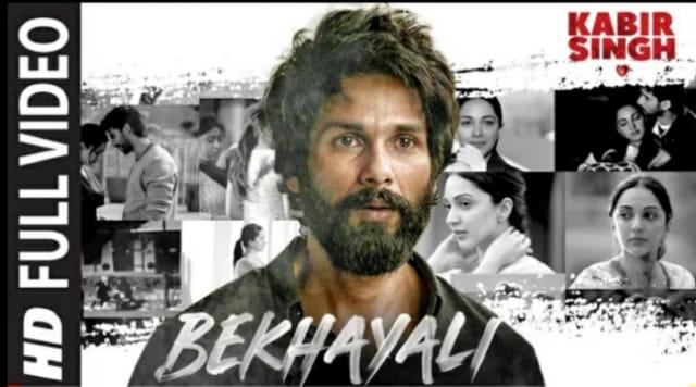 Bekhayali Lyrics in Hindi