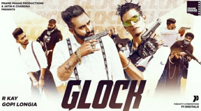 Glock Lyrics – R Kay & Gopi Longia | Letest panjabi song 2020 | Glock panjabi song