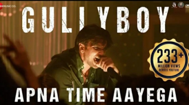 Apna Time Aayega Lyrics – Gully Boy | Apna Time Aayega Song 2020 Ranveer Singh