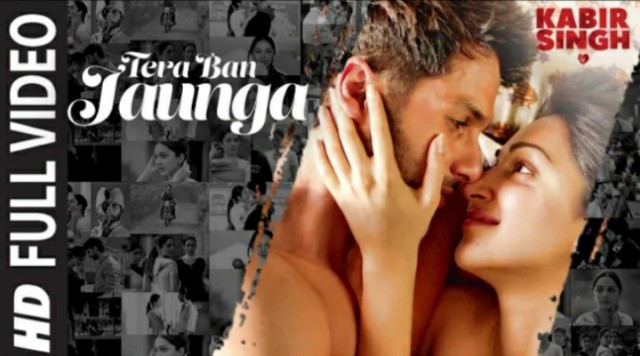 Tera Ban Jaunga lyrics in Hindi