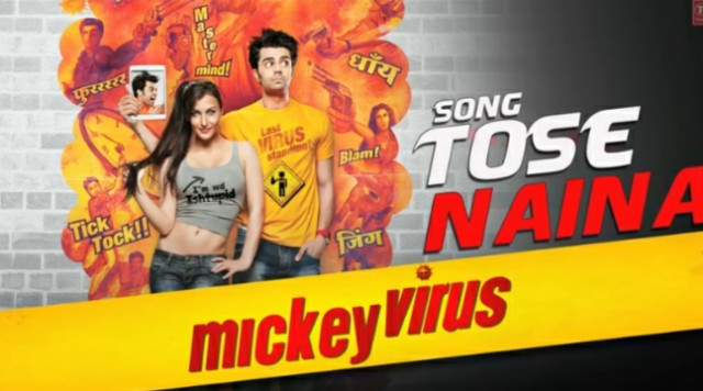 Tose Naina Lyrics in Hindi