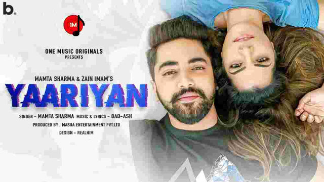 Yaariyan Lyrics in English - Mamta Sharma | Letest panjabi song in 2020