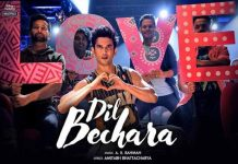 Dil Bechara Lyrics in Hindi