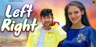 Kamar teri Left Right halle Lyrics