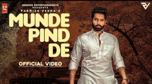 Munde Pind De Lyrics in English