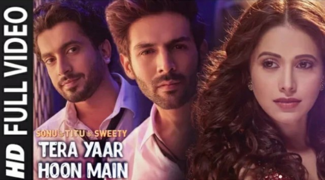 Tera Yaar Hoon Main Lyrics in Hindi
