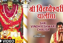 Vindhyavasini Chalisa Lyrics in Hindi