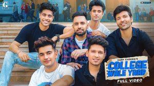 College Wale Yaar Lyrics in English – Harf Cheema | New Panjabi song 2020 | College Wale Yaar new song
