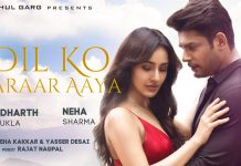 Dil Ko Karaar Aaya Lyrics in Hindi