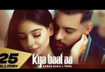Kya Baat Aa Lyrics in English