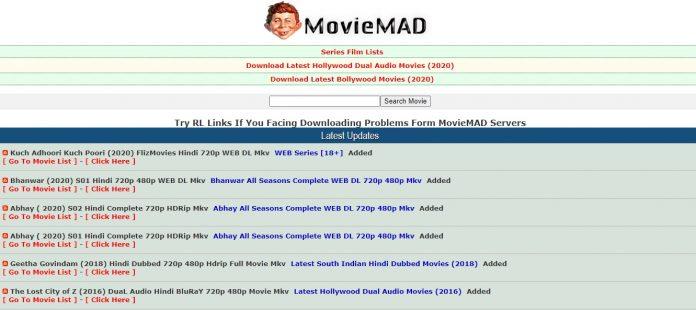 Moviemad Movie Download 2020