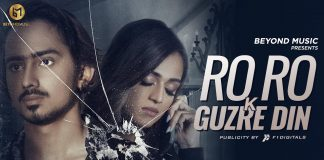 Ro Ro Ke Guzre Din Lyrics
