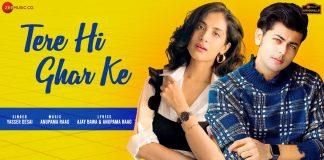 Tere Hi Ghar Ke Lyrics in English