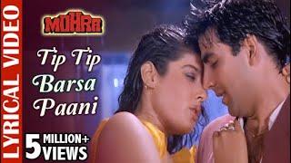 Tip Tip Barsa Paani Lyrics in Hindi