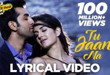 Tu Jaane Na Hindi Lyrics in Hindi