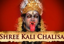 Mahakali Chalisa Lyrics in Hindi