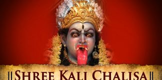 Mahakali Chalisa Lyrics in Hindi