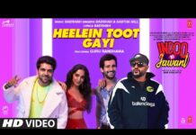 Heelein Toot Gayi Lyrics | from Indoo Ki Jawani by Badshah