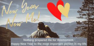 Best happy new year wishes for boyfriend 2021