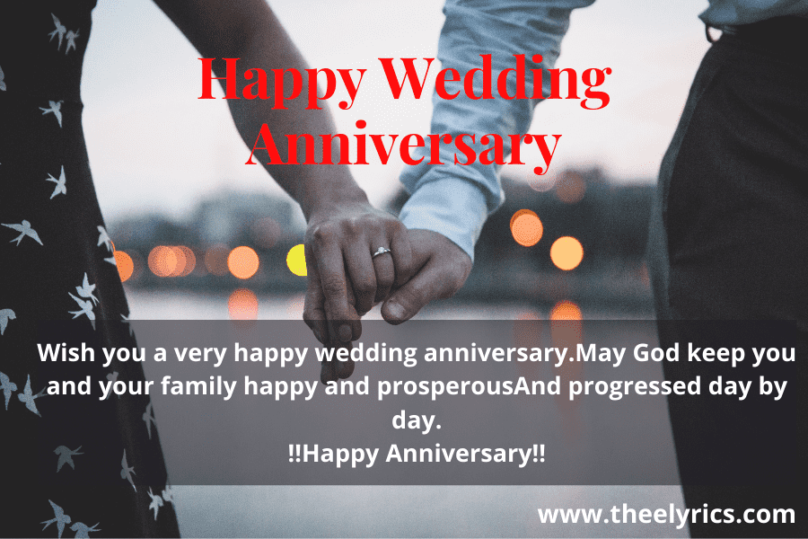 Marriage Anniversary Wishes in English | Wedding Anniversary Quotes, Status, Massage