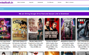 Moviesrush Latest Hollywood Hindi Dubbed & Animated Movies Download