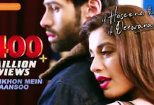 Aankhon Mein Aansoon Hindi Lyrics