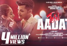 Teri Aadat Lyrics in English